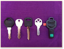 keys for keymailers